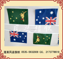 Decoretive hanging bunting string party flag/Free Design/decorative flags banners