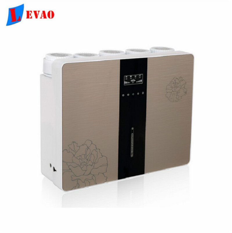 Design Hot Sale 5 Micro Cabinet Water Filter Mineral Cabinet Water Filter <strong>System</strong> For House