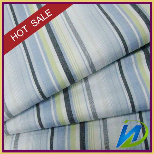 100 cotton gingham check fabric for shirt