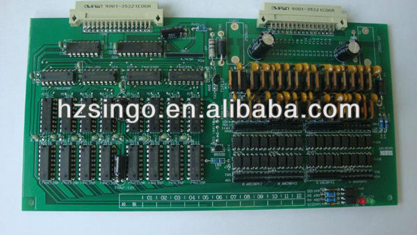 air conditioner control board assembly