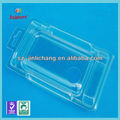 Clear PET clamshell box for hardware