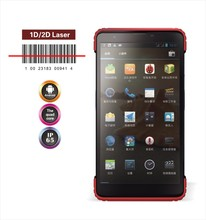 Android smart tablet with rfid reader, 1d/2d barcode scanner is available for option
