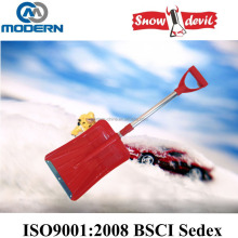 Snow Shovel with Aluminum Blade for Auto Emergency