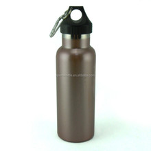 food grade Newly eco-fiendly SS water bottle, Made in China thermos bottle, stainless steel drink bottle sport cap