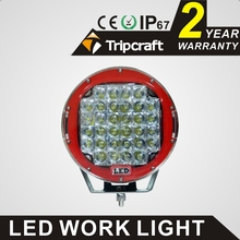 "High Power 9"" LED Head lamp 96w led work light for off road led headlight 96w"