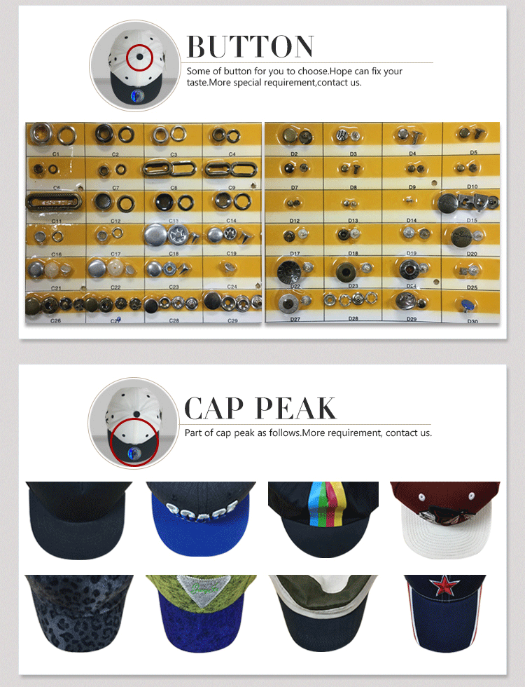 China professional manufacturer customize plain snapback hats wholesale