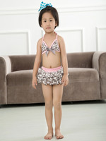 Direct sale bikini girl,swimwear with ruffle,10 year olds in bikinis