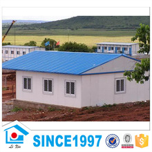 pvc prefabricated house