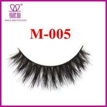 China factory supply cheap mellow horse hair false eyelash.