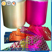Canada factory need slivery aluminum foil wallpaper