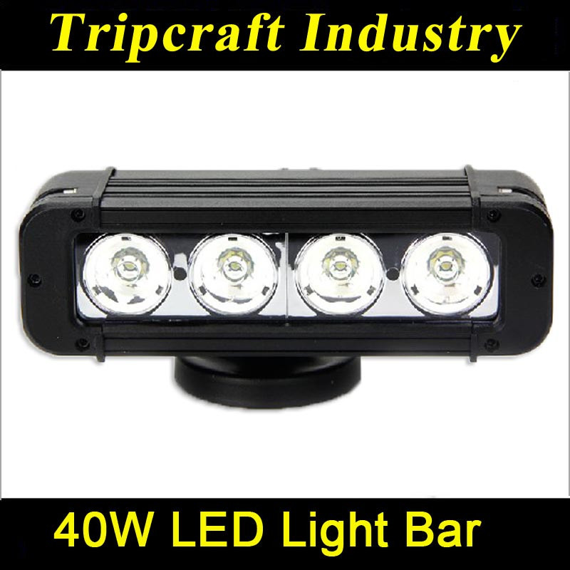 40W high performance led light bar,automatic led bar lights 4x4,off road bar lights for ATV/trucks/off road/minning