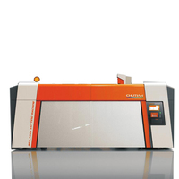 China laser equipment supplier 3 and 5 axis 3D fiber laser cutting machine