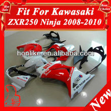 Fairings Kit for KAWASAKI Ninja 250R EX 250 2008 2009 2010 2011 EX250 ZX250R 08 09 10 11 ABS Plastic Injection Mould