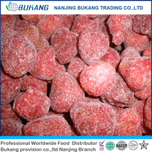 frozen strawberry A13 variety new fresh strawberry iqf