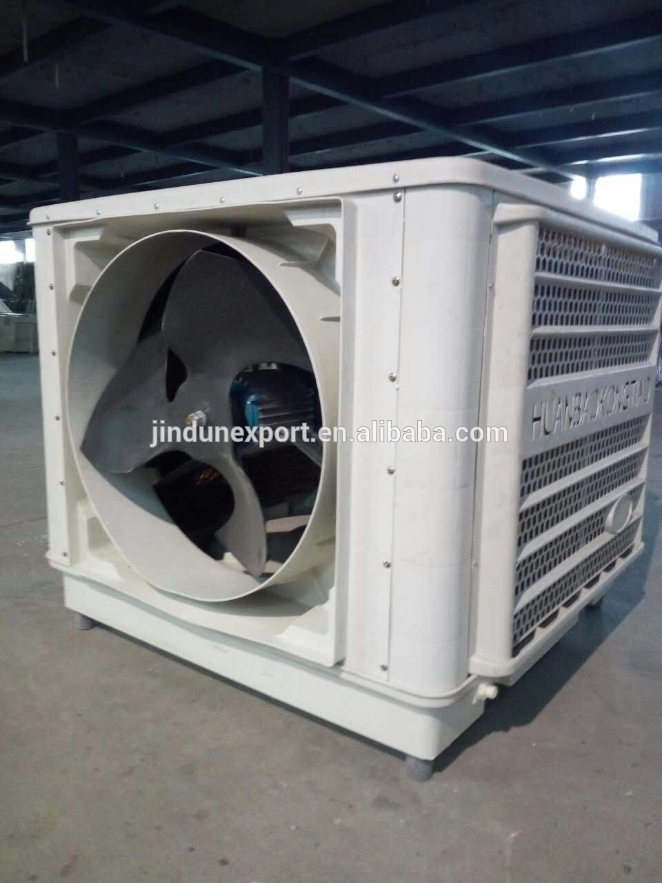 Industrial Evaporative Cooling Systems : Ce approval industrial evaporative air cooler better than