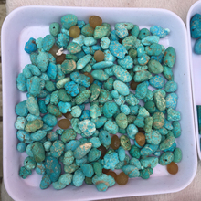 Bulk Wholesale Natural Raw Blue Turquoise Stone Rough for Jewelry Making