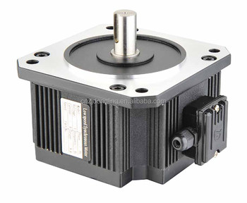 Disk Motor TYD low speed AC PM synchronous motor
