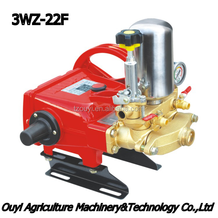 Taizhou Ouyi Agriculture Mist Blower Power Sprayer 3WZ-22F Sprayer Suppiler Knapsack Sprayer Parts