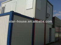 cheap prefab living container house