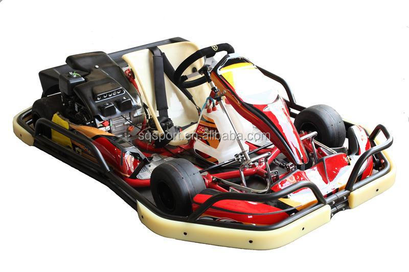 cheap go kart frames one seat diriving safety