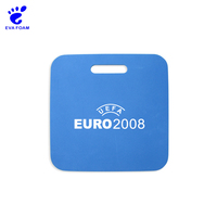 Eco-friendly waterproof EVA foam stadium blank seat cushion