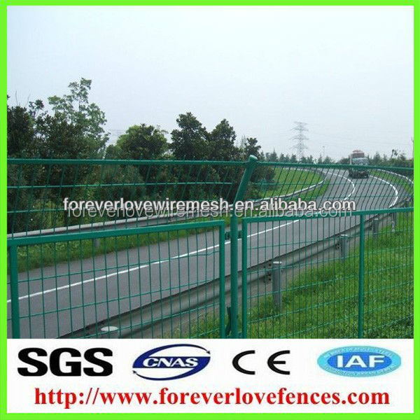 Original temporary fence panel manufacturer road metal fence