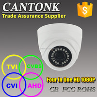 Cantonk Dome Vandalproof 4 in 1 Hybrid Surveillance Camera For Indoor Use