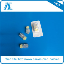 Disposable heparin lock cap supplier