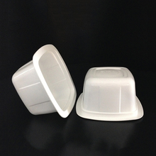 Wholesale customized soy milk packing box food packaging supplies