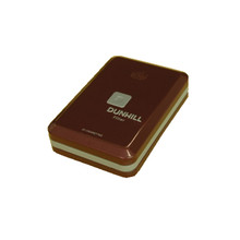 Rectangular Cigarette Tin Box with Hinge Flavor Gift Tin box