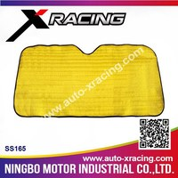 XRACING-2015 new style auto car roll up window sun shade