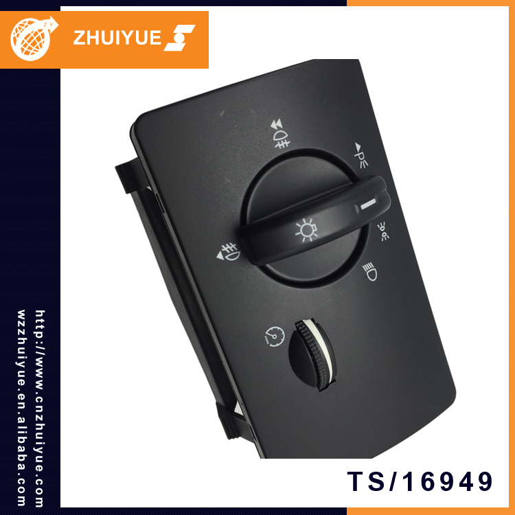 ZHUIYUE New Arrival Automotive Spare Parts Headlight Dimmer Switch For MONDEO