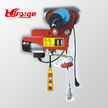 small electric hoist 100kg 200kg electric winch 110V