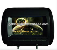 "9"" LCD Car/taxi USB display monitor business 9"" Taxi Advertising Monitor touch screen lg"