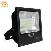 Get US$500 coupon project quality outdoor 200w LED flood light