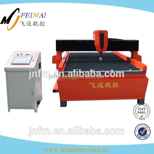 cnc pipe laser cutting machine/ table type cnc plasma cutter for metal