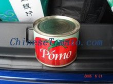 Organic Canned Tomato Paste size 210G price for italy