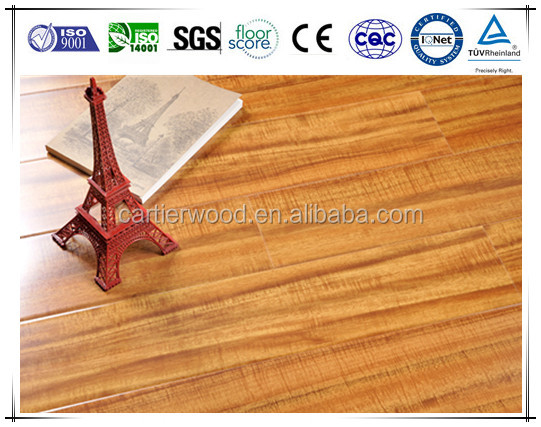 Waterproof Composite Wood Laminate Flooring 12MM