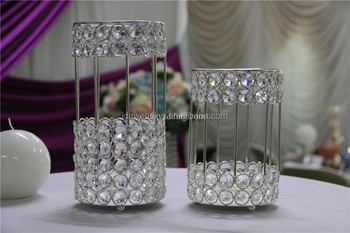 bulk glass votive with lid candle holders silver wedding