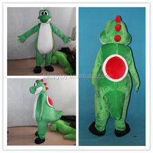 HI EN 71 supplier wholesale barney and friends mascot costume , BJ mascot