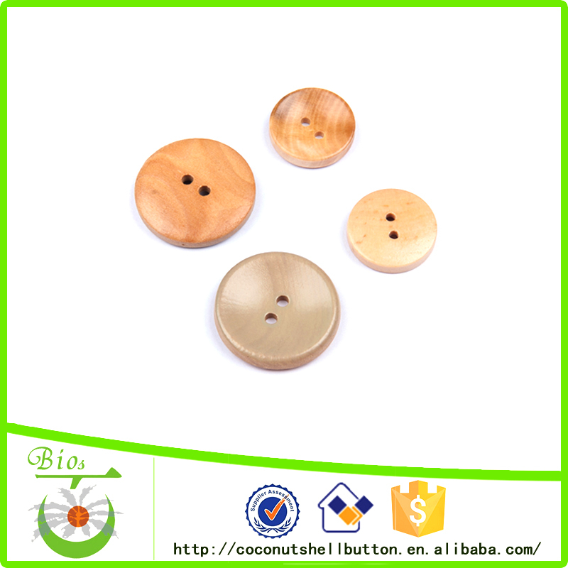 Guandong buttons factory coat large wooden buttons for fur coat