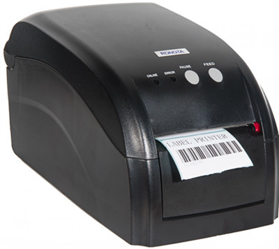 24 ~ 82mm paper width barcode printer label printing machine with usb ,serial ,ethernet interface RP80VI