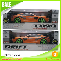 2016 Hot sale rc drift car 1:10 wholesale