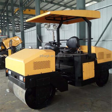 3 ton Single Drum Vibratory Road Roller Construction Machinery Compactor Price
