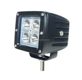 Agricultural vehicle work light 12W cube led work light