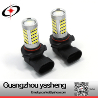 9005 hb3 2835 63SMD Can-bus No Error Free Led Fog Light Headlight Lamp Bulbs