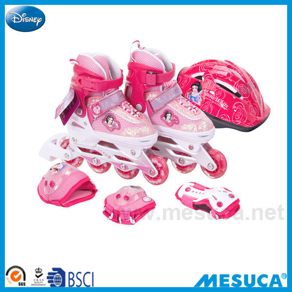 Disney License Authority Area Inline Skate Combo Set DCY11150-D