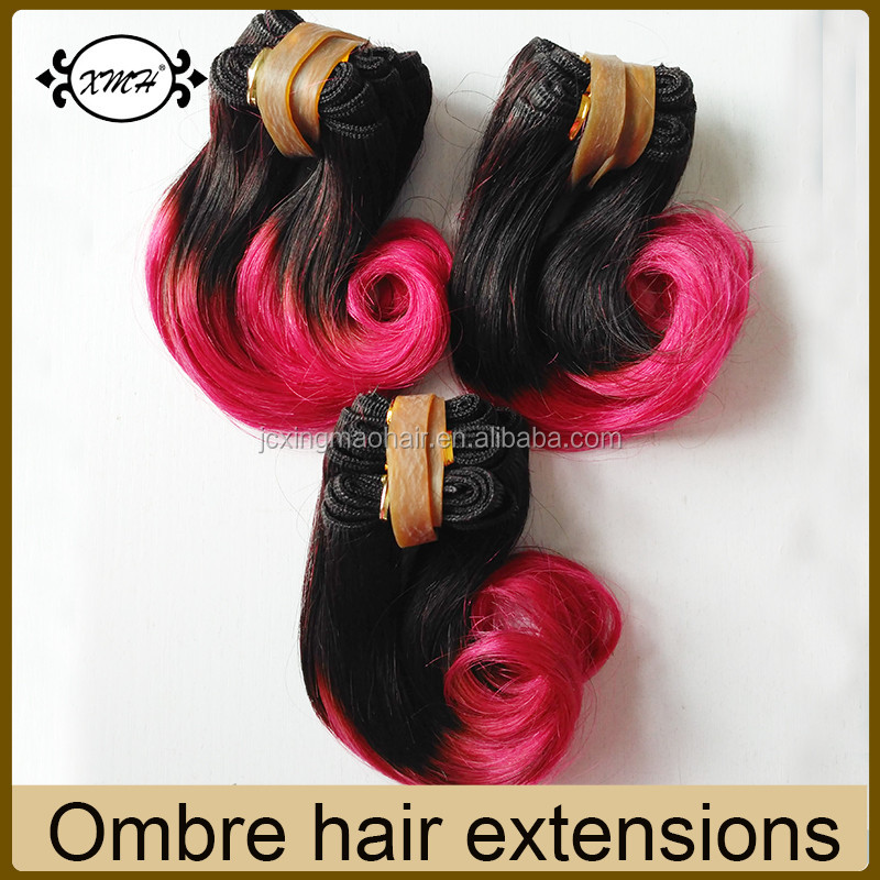 pink hair weave ombre hair extensions.jpg