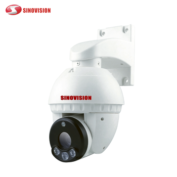 Sinovision High Definition  IP wifi PTZ 1080P camera  infrared leds for 150meters IR distance