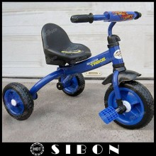 SIBON cheap metal pedal kid tricycle